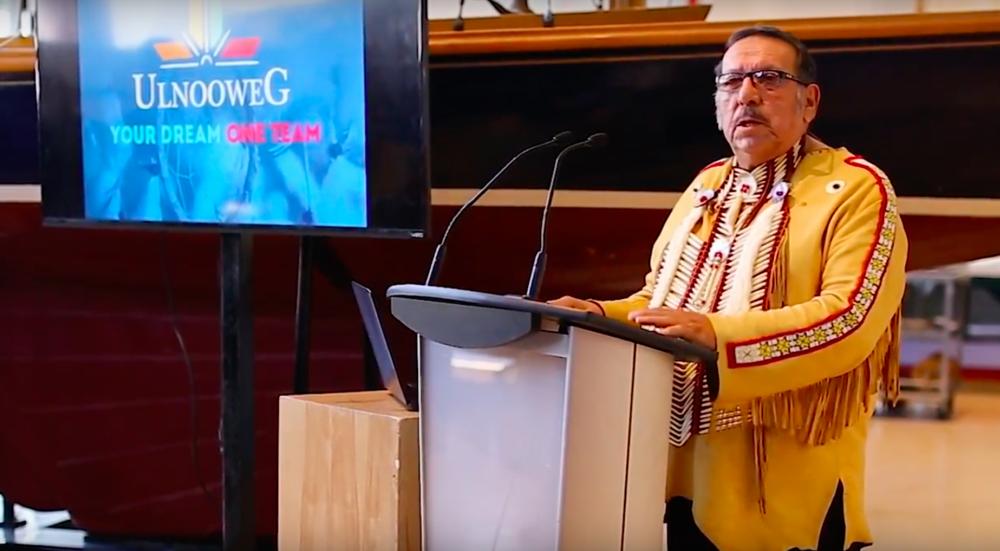 Ulnooweg Indigenous Communities Foundation Launch