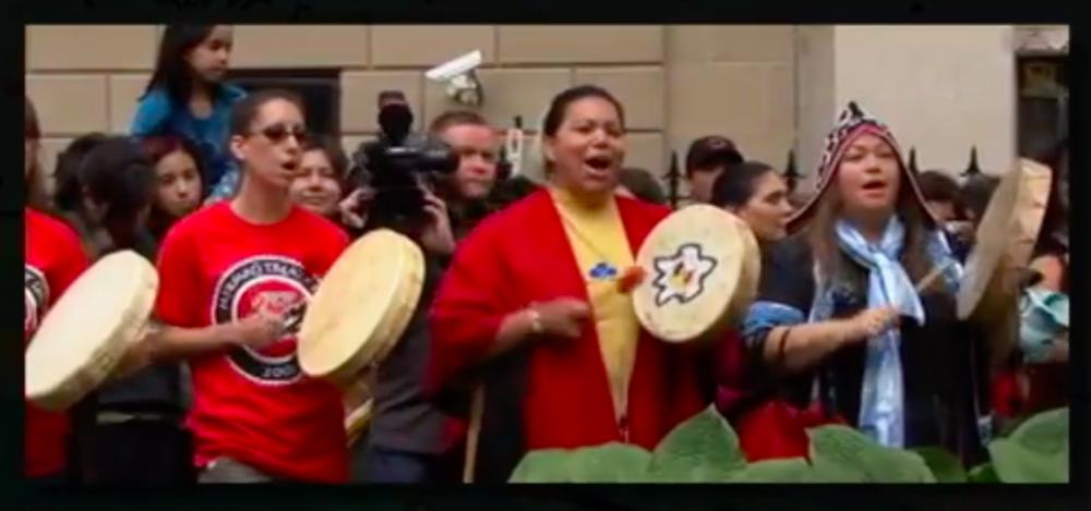 Mi'kmaq of NS Nationhood Proclamation