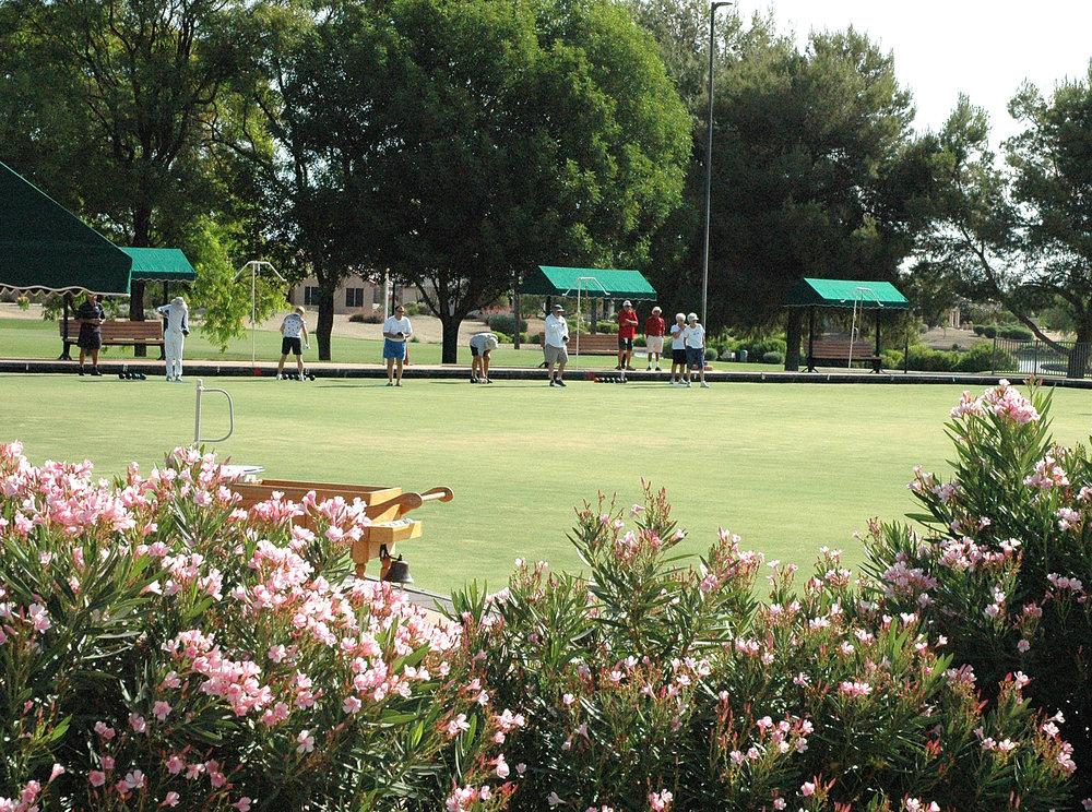 Grand Lawn Bowling
