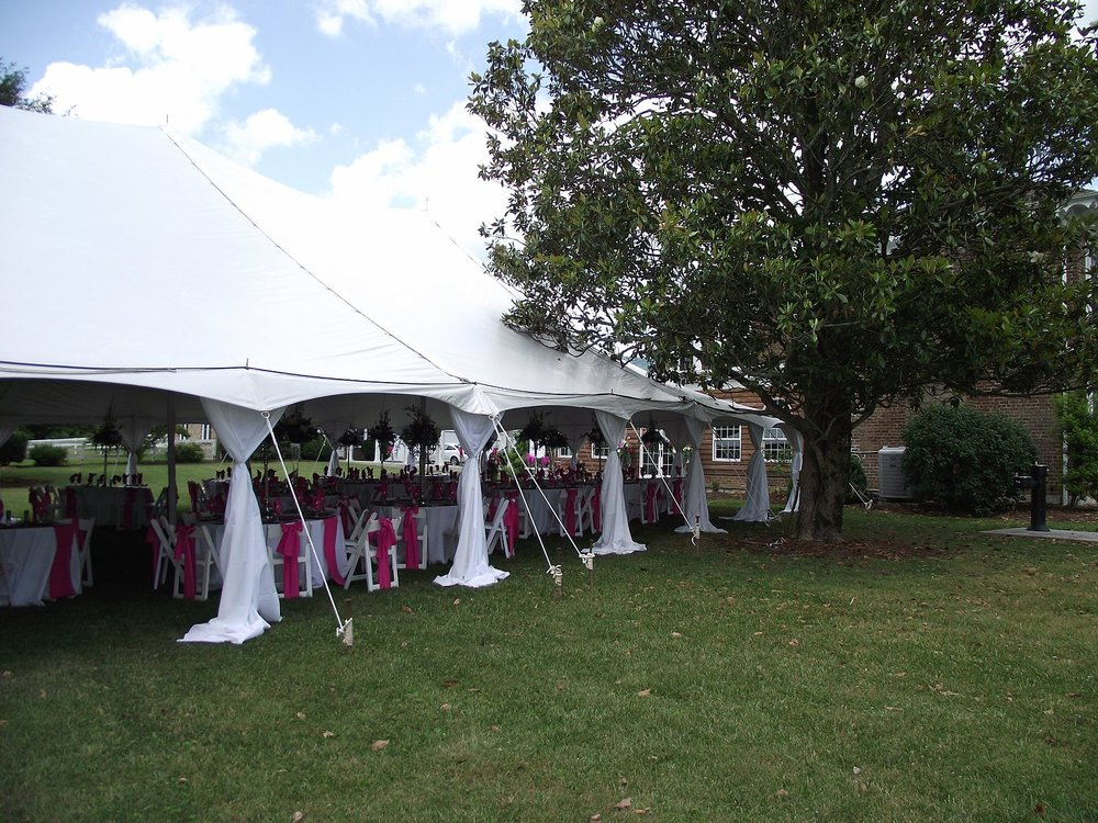 Event Expertise for the Jacksonville Area - Are you planning an event that will require specialty equipment or supplies? That's no problem for us at United Rent- All! We have over 40 years of experience in supplying events throughout the local Jacksonville area. Check out our Tents & Canopies, Wedding Supplies, and Catering services today!