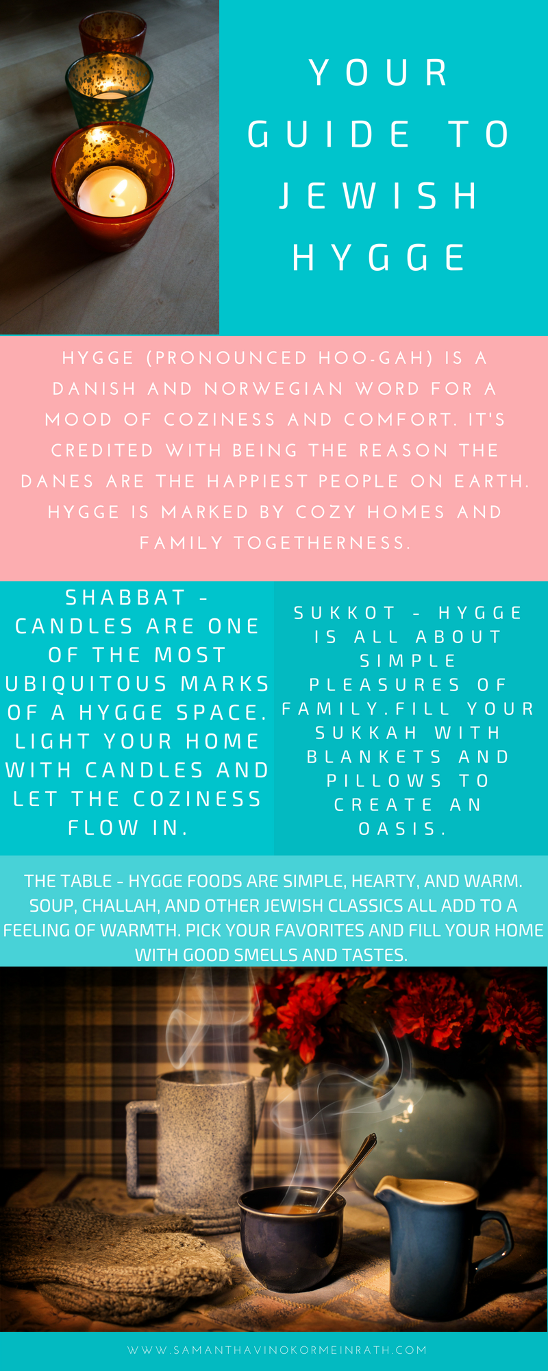 Guide to Jewish Hygge