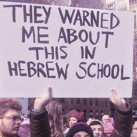 Advocacy + Activism in Jewish Education
