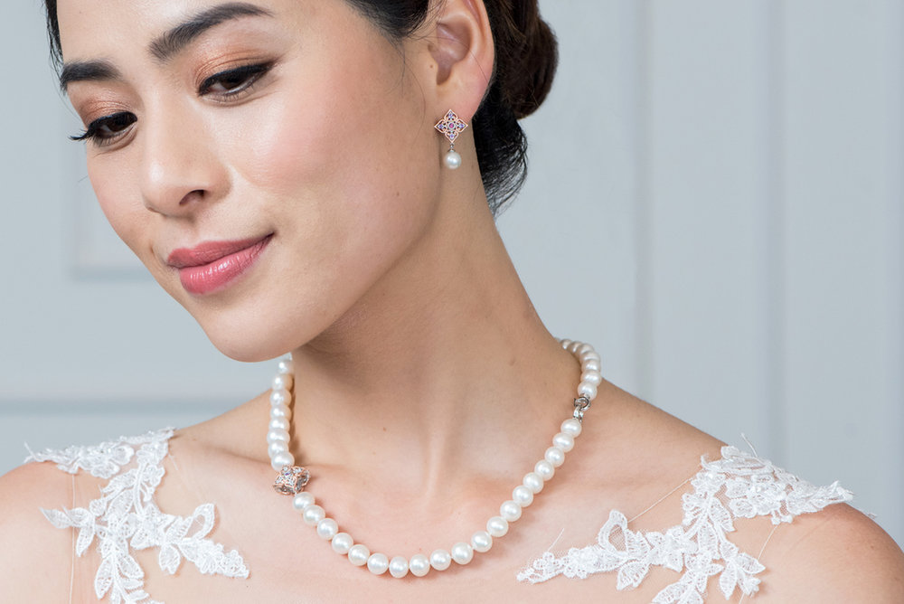 - Be it heirloom jewellery, Si Dian Jin, or a wedding gift from your spouse, fine jewellery plays a huge part in weddings. Given its significance, brides could do with some help picking out jewellery designs for their special day.