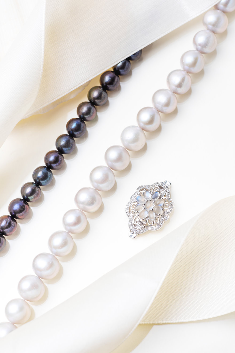 Choo Yilin Pearl Bar: South Sea Pearls