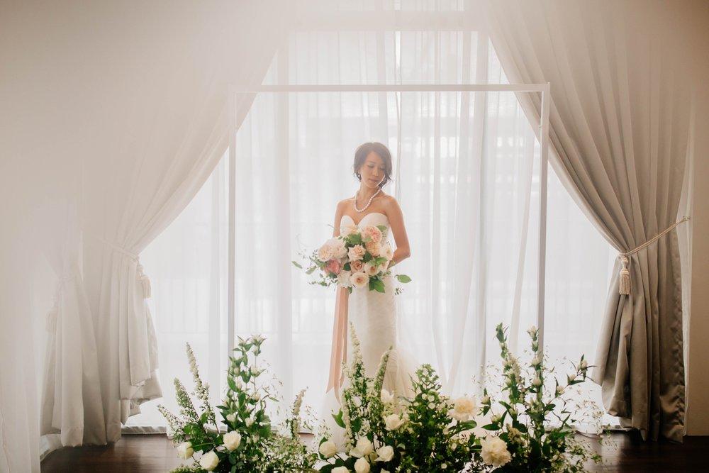 Choo Yilin x Melissa Celestine Koh Styled Wedding Shoot