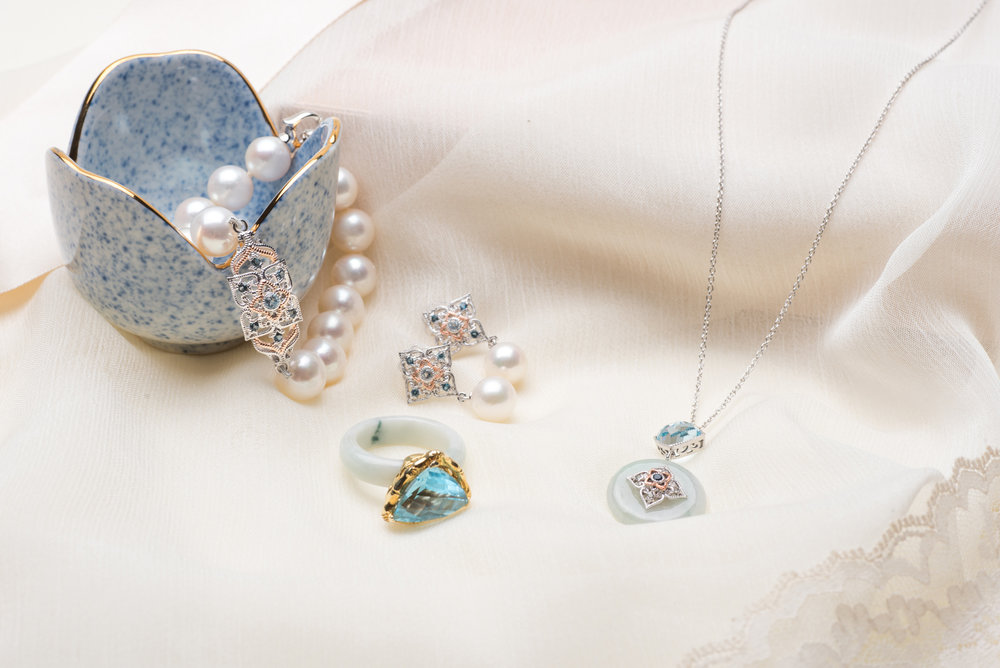 Choo Yilin Si Dian Jin Wedding Jewellery