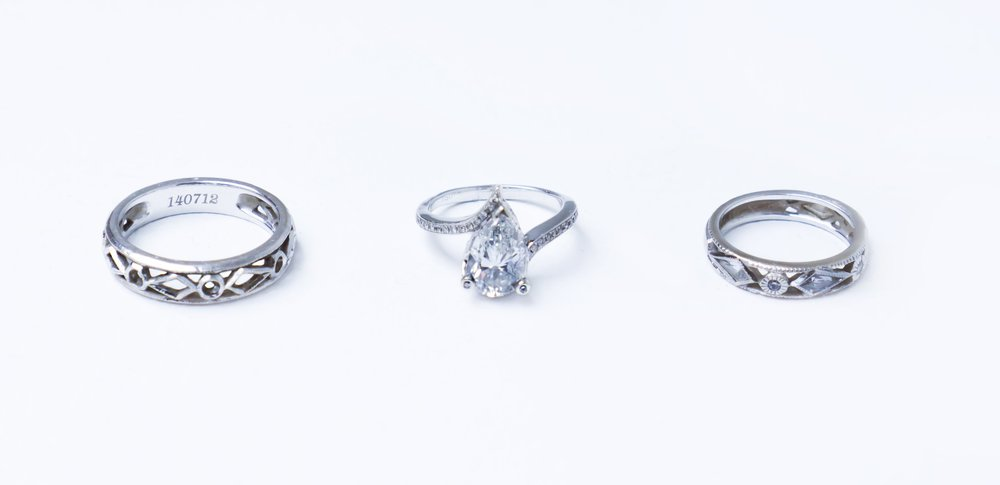 Choo Yilin Engagement Rings