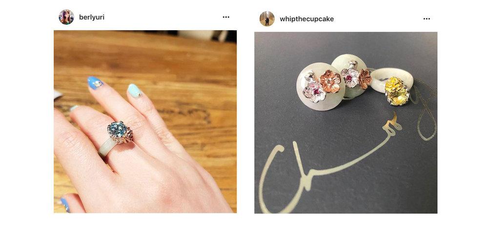 Choo Yilin tagged Instagram posts