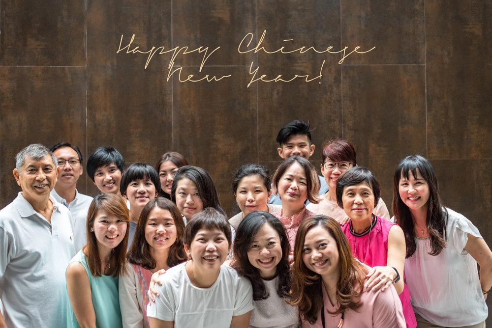The Choo Yilin Team