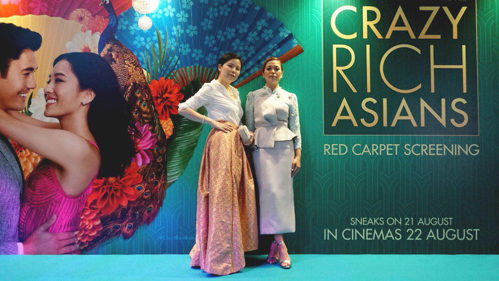 Crazy Rich Asians, Kevin Kwan, Jon M Chu, Choo Yilin, En Pointe & Co, Henry Golding, Constance Wu, CRA, Red Carpet, CRA