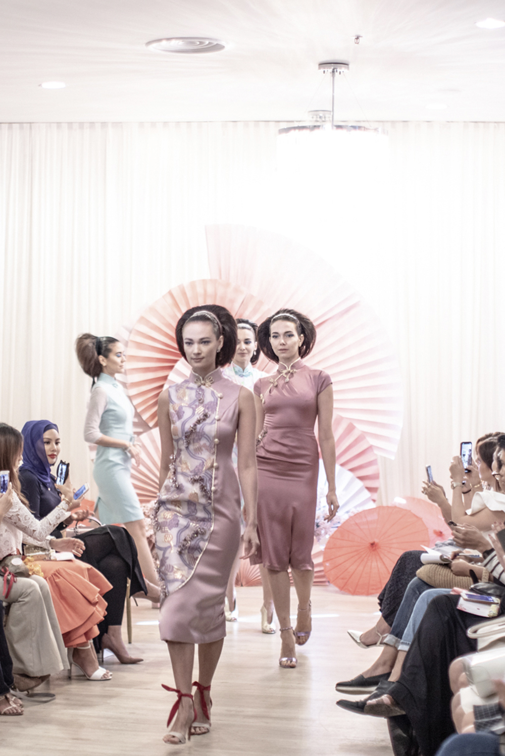 First Trunk show at the Ritz-Carlton, Kuala Lumpur, with INNAI RED