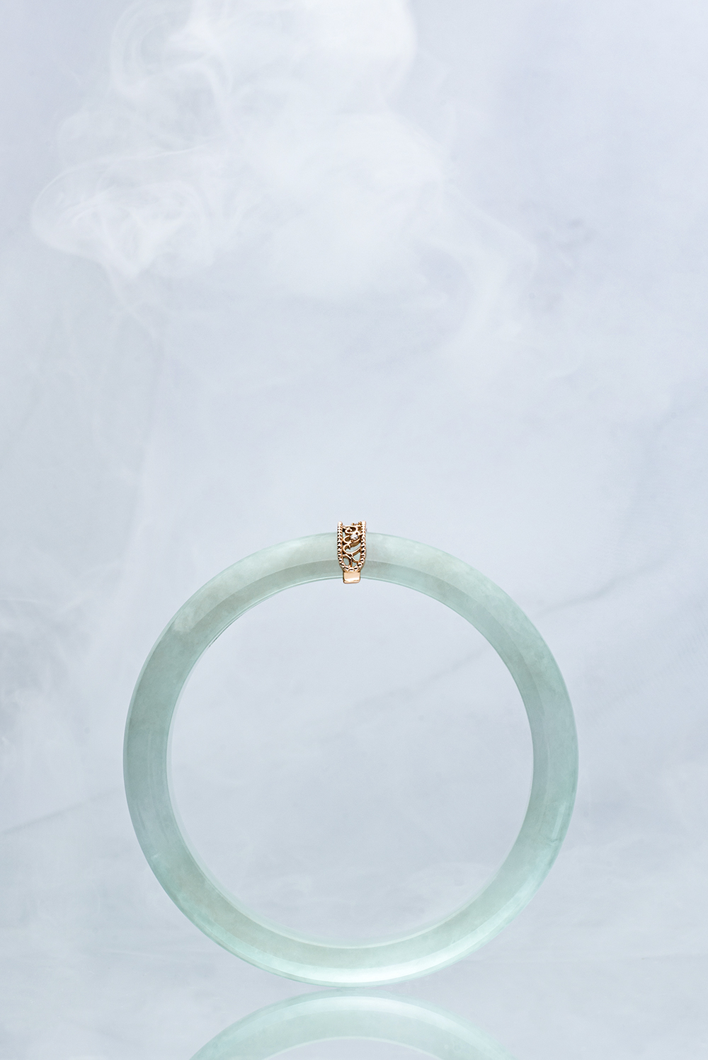 Lunar Jade Collection: World's Top 1% of Jadeite Bangles