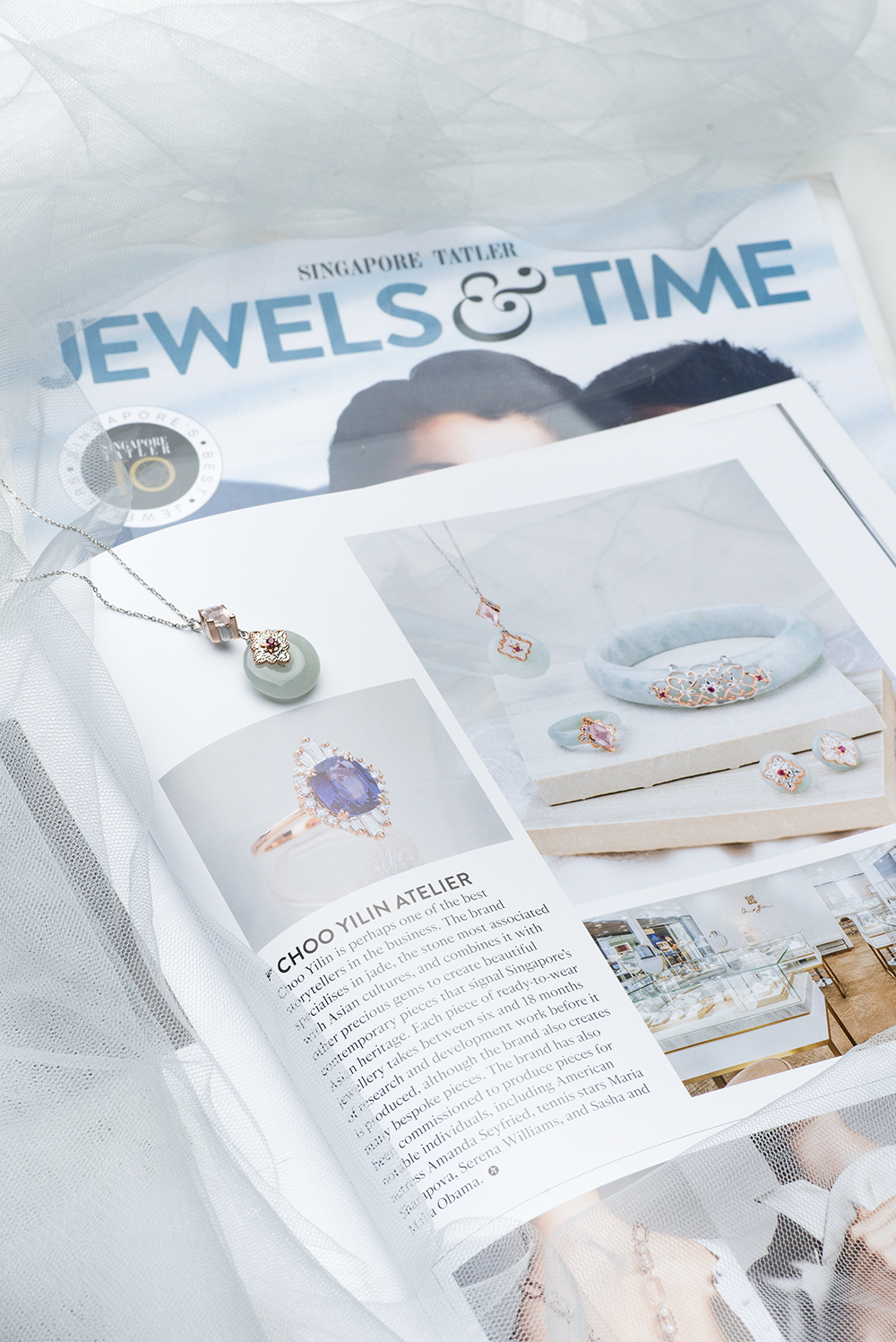 The Tatler 10 - Singapore's Best Jewellers