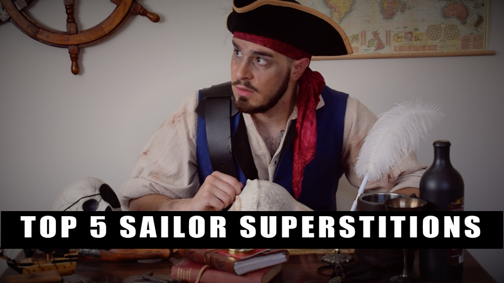 Sailor Superstitions From The Age of Sail