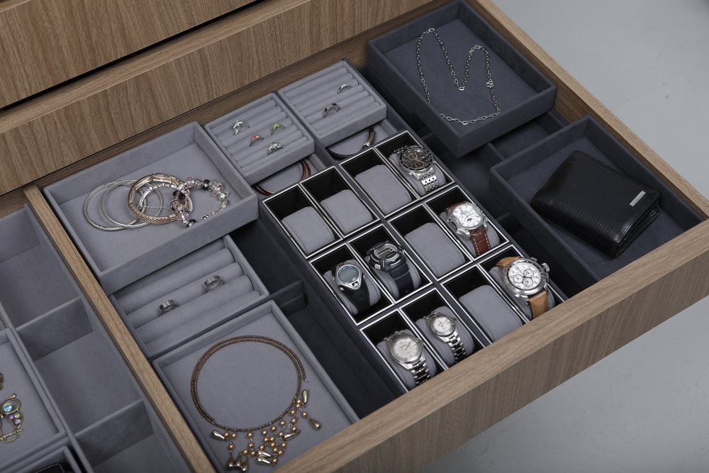 Couple Compact Drawer