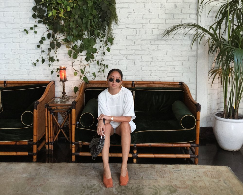 This post is in collaboration with Farfetch and Stylinity