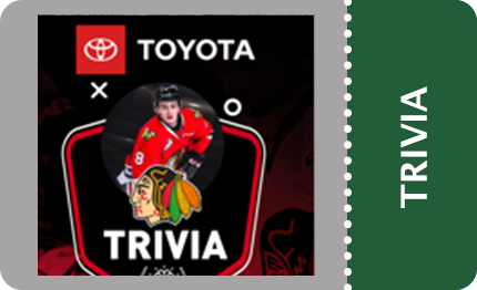SPONSORED TRIVIA CAN BE TIMED TO BREAKS IN PLAY - POWERED BY SQWAD.