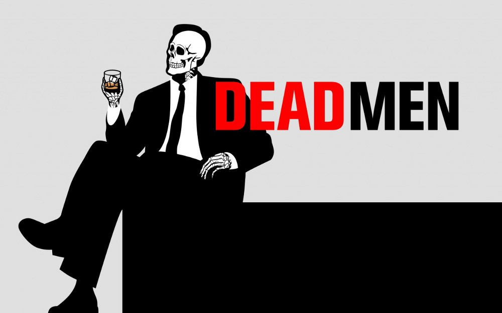 Ad men are dead men