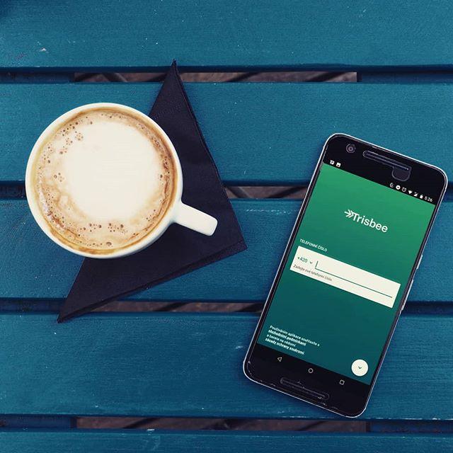 V @trisbeecom bez kafe nedáme ani ránu. 😲☕😍 Znáte nějaké kavárny, kde by @trisbeecom ocenili? 🤔 Dejte nám prosím vědět! ♥️ . . . #trisbee #coffee #love #team #lifewithcoffee #fintech #startup #czechstartup #paybyapp #paybyphone #payment #ios #android #visa #mastercard #future #change #czechrepublic #app #hotovostjeminulost