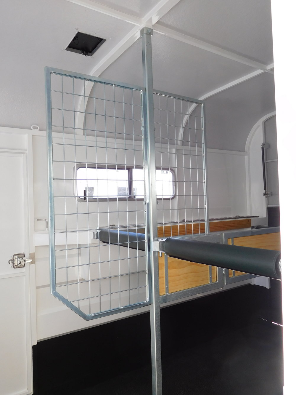 Removable STallion Divider