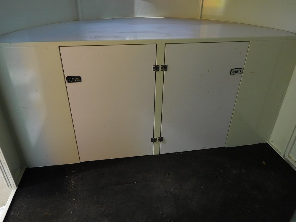 Included Front Cupboard
