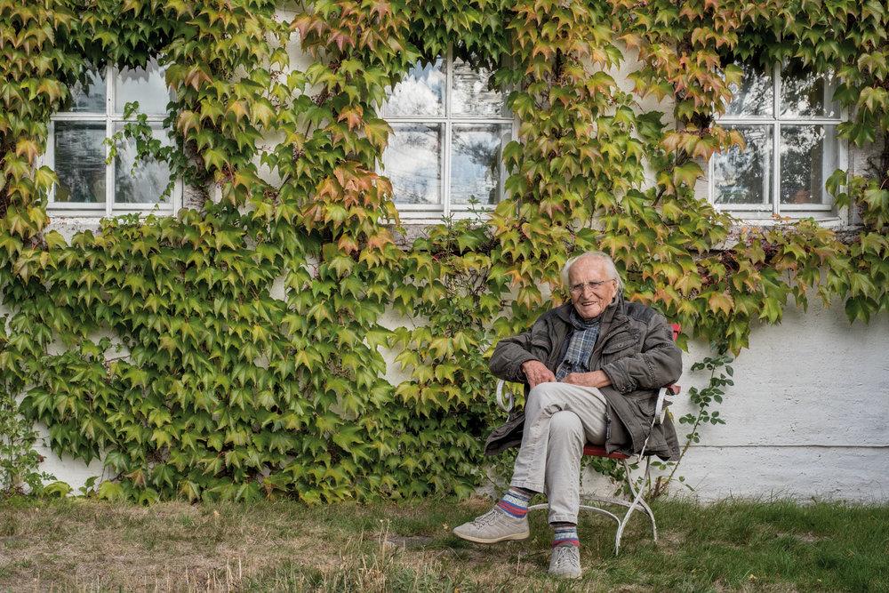 Werner Juza, Wachau 2018