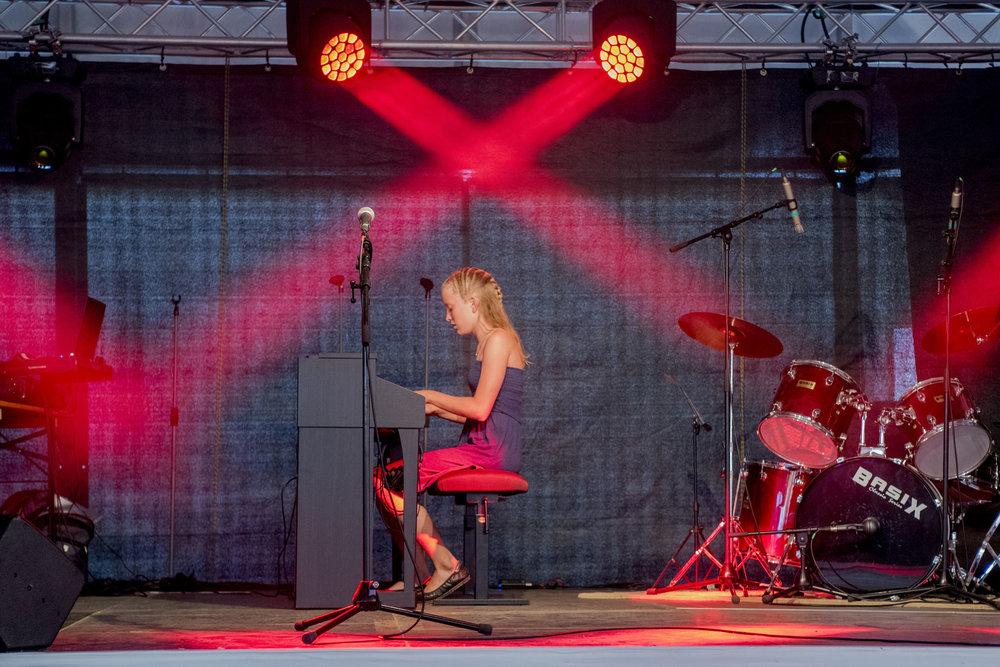 Nacht Junger Talente.   Foto: René Plaul © ORLA e.V.