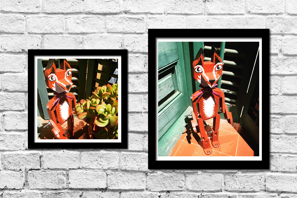 FOXY   Woodwork and Photography