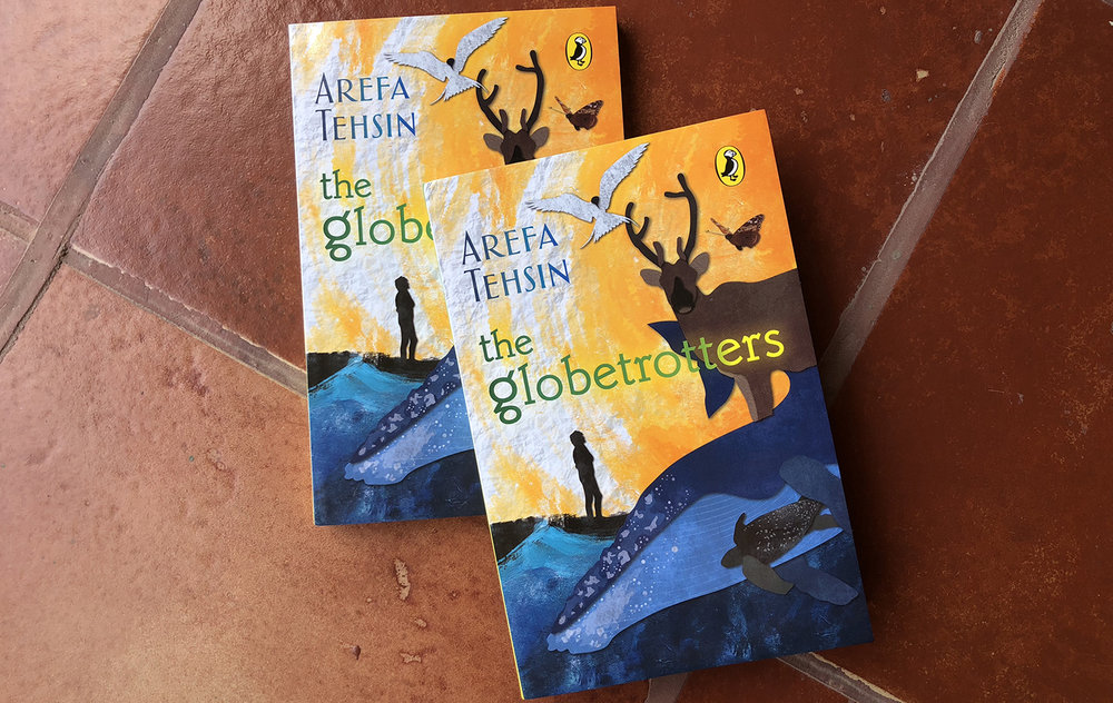 THE GLOBETROTTERS | Penguin Random House, 2018: I had the great opportunity to illustrate a children's book for Penguin Random House. Written by Arefa Tehsin, the book follows a young boy while he navigates through the lives of some of the greatest migratory animals in the world in order to find himself.  Click on the picture to see inside illustrations.