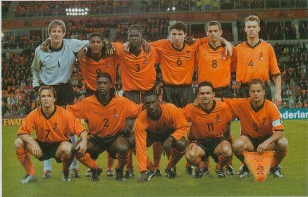 NL Elftal 2000