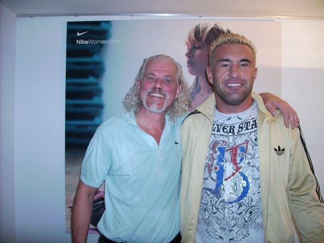 Pierre en Jerome Le Banner 2010