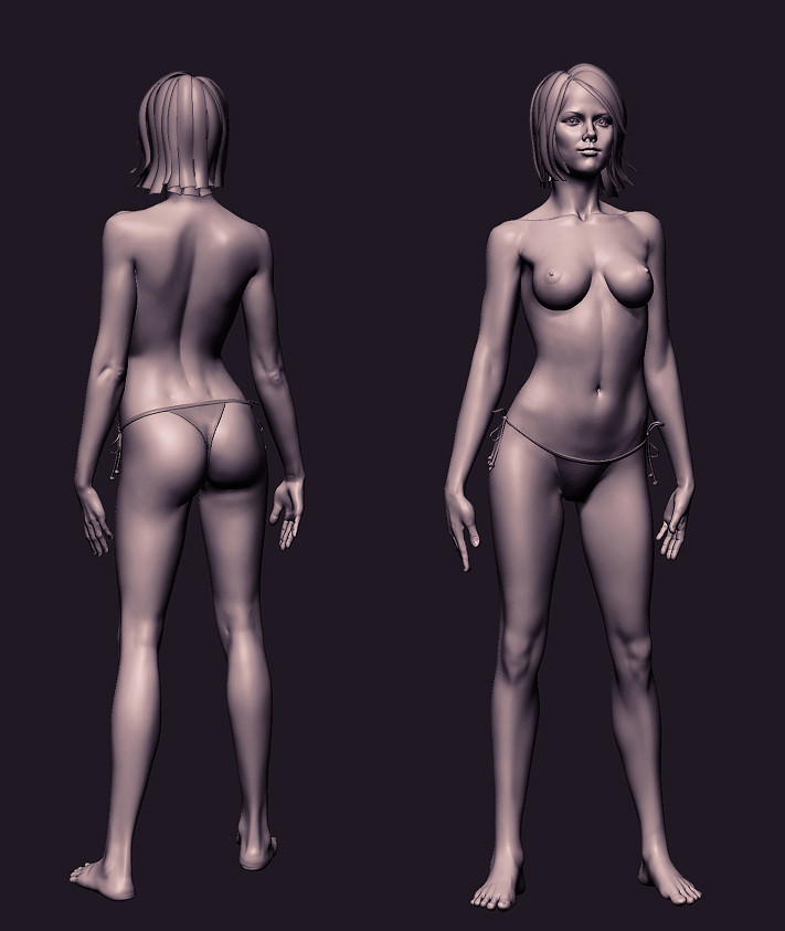 3d Anatomy Reference Gallery - human body anatomy