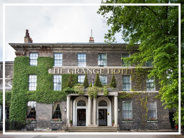 The Grange Hotel - 4* Boutique HotelThis award winning boutique hotel is perfectly situated in the centre of this fantastic city. A Grade II listed property, the hotel boasts 36 bedrooms, two restaurants and first-class friendly service. Perfect for a team building event in York.