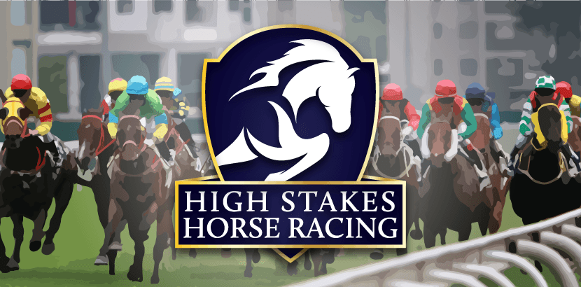 High Stakes Horse Racing Team Building Event