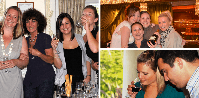 World of Wine Team Building Photos