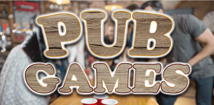 Pub Games Team Building Event