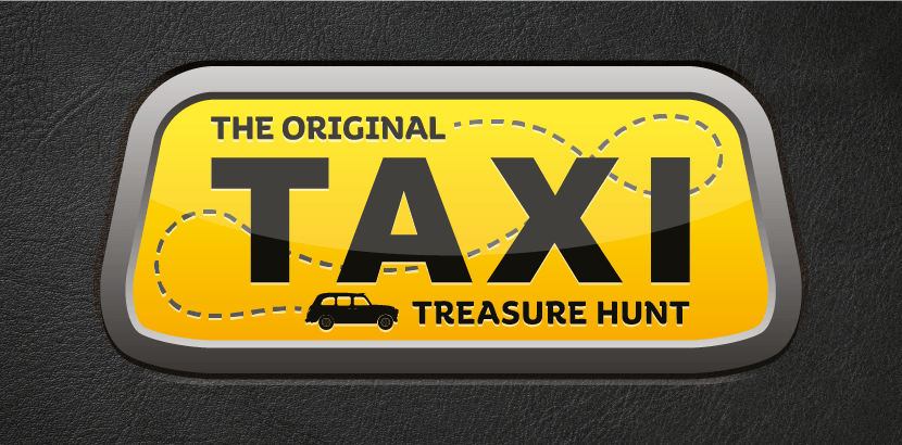 Taxi Treasure Hunt Team Building
