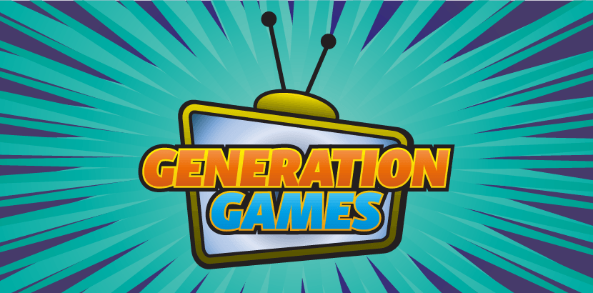 Generation Games Team Building