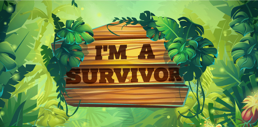 I'm A Survivor Get Me Out Of Here Team Building