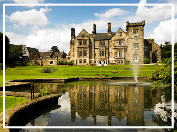 Breadsall Priory Marriott Hotel & Country Club - 4* Country House HotelBreadsall Priory is a Grade II listed building set in attractive countryside. The hotel offers a delightful combination of old and new. A great destination for your away day in Derbyshire, the Breadsall Priory can accommodate a wide range of team building events.