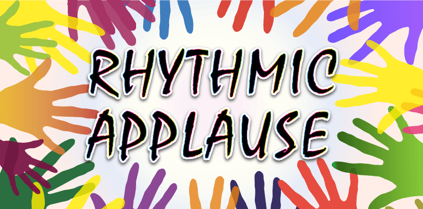 Rhythmic Applause Team Building Event