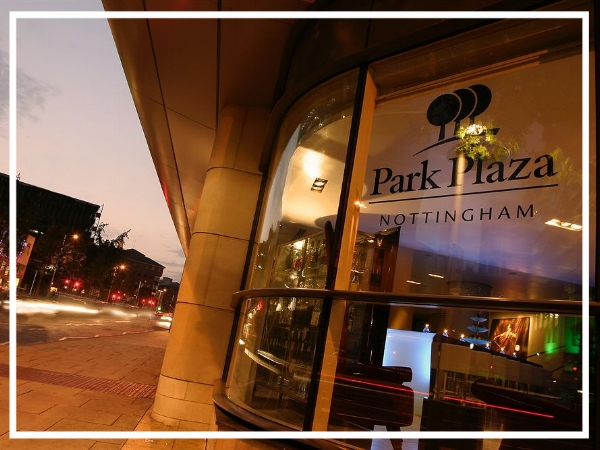 Park Plaza Nottingham - 4* City Centre HotelA fantastic 4 star hotel, the deluxe Park Plaza Nottingham features a business centre, fitness suite, lobby bar and award-winning onsite dining. The hotel has numerous spaces for events and it's city centre location is ideal for one of our top Nottingham team builds.