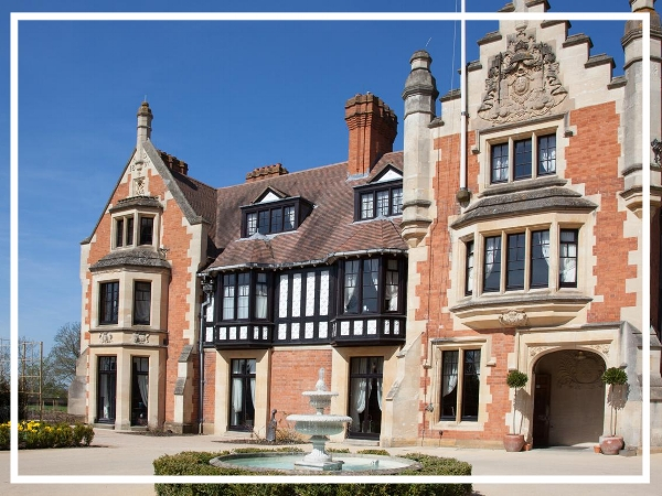 The Wood Norton - 4* Country House HotelWood Norton Hall, the former home to French Royalty, is a glorious Grade II listed country house hotel. Taking full advantage of the abundance of lush green grounds, the array of events we can run here is truly impressive, catering to all tastes and briefs.