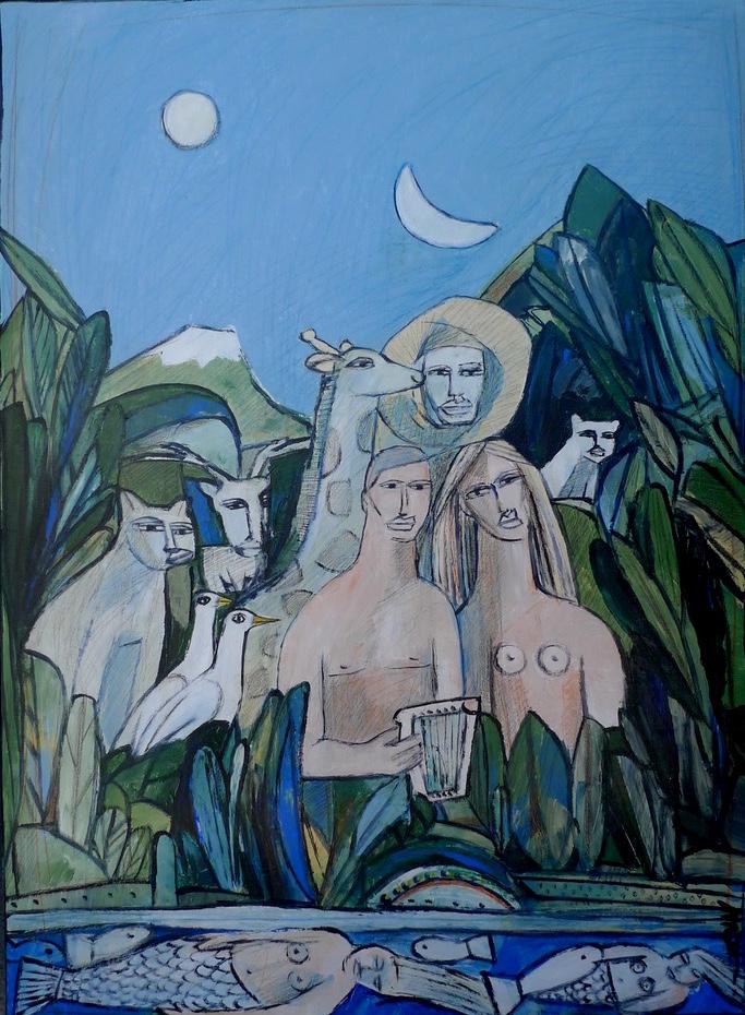 Orphée et Eurydice (les promesses)