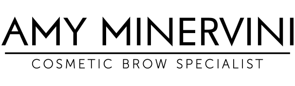 Amy Minervini Brows