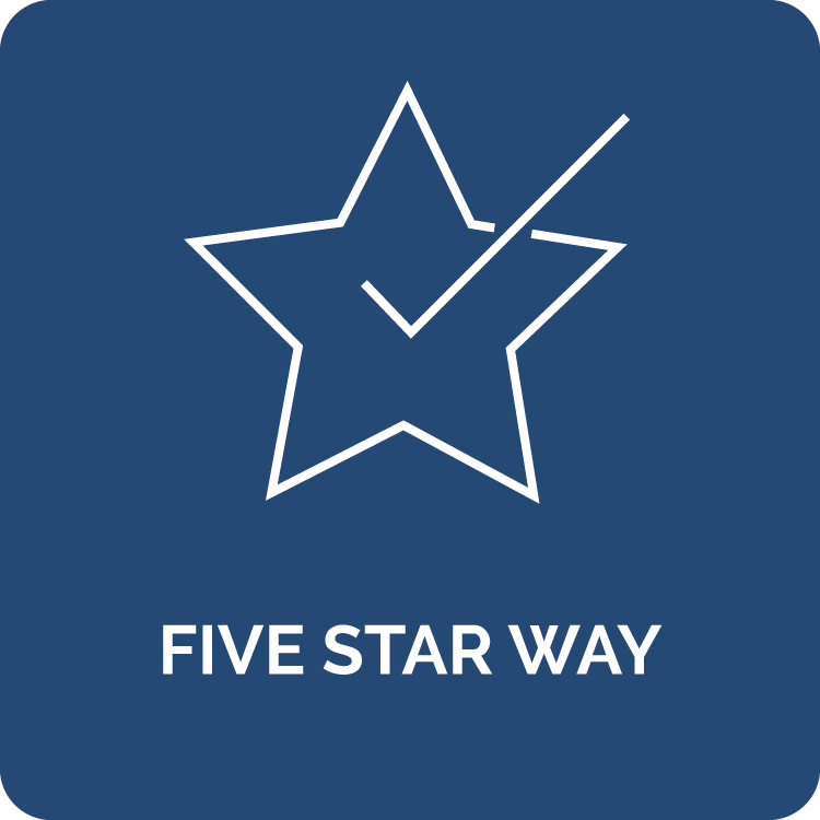 five star way