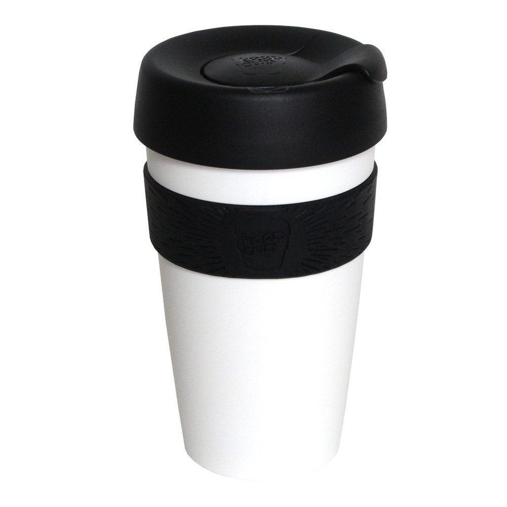 Keep cups - We encourage you to bring your own and top up from our refreshment table.