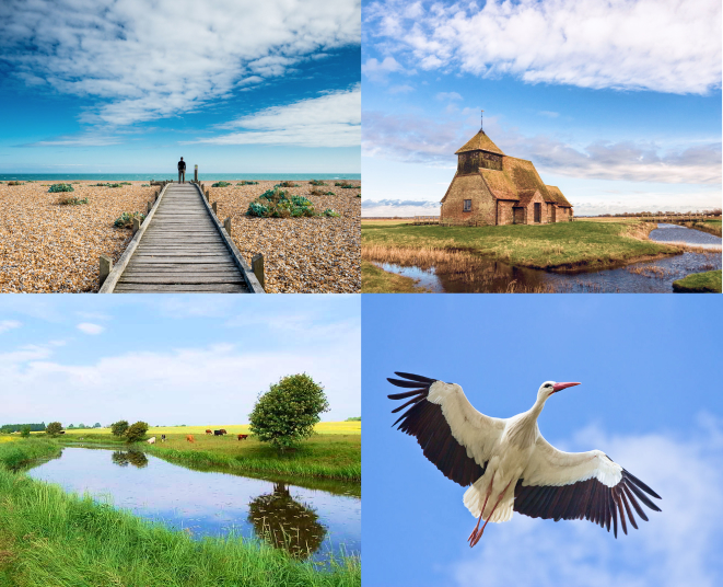 Romney Marsh - Find out where you can explore