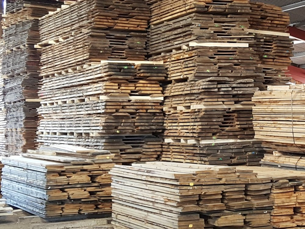 DRIED SOFTWOODS