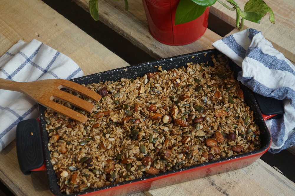 faire des granolas maison healthy.JPG